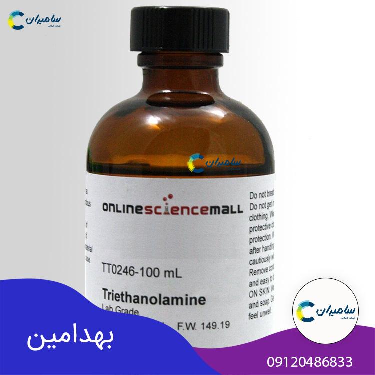 کاربرد تری اتانول آمین لوریل اتر سولفات یا همان بهدامین